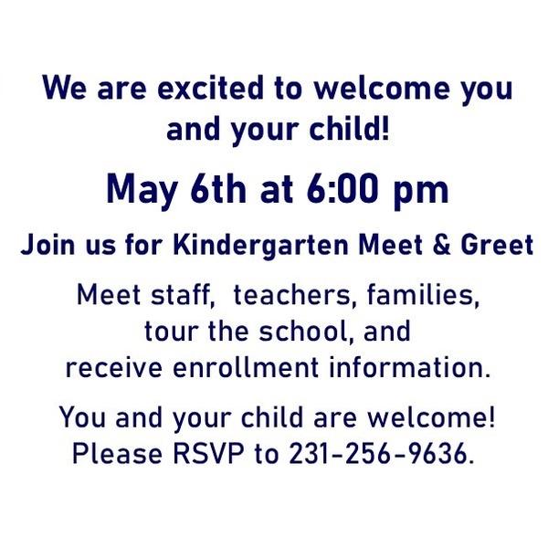 Kindergarten Meet & Greet